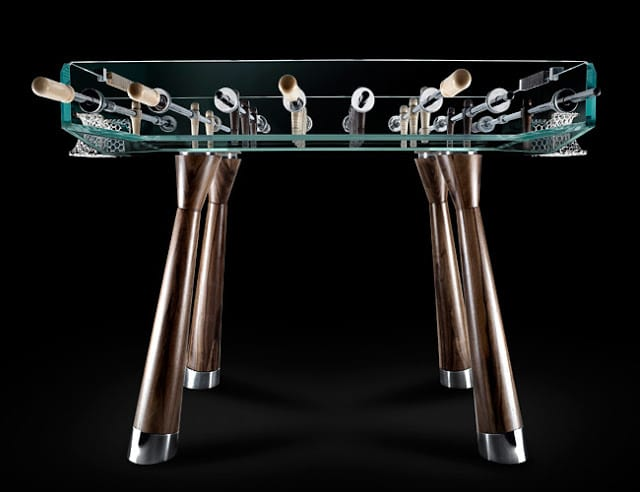 TECKELL LUXURY FOOSBALL TABLE