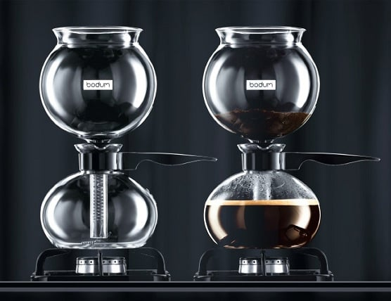 BODUM PEBO | VACUUM COFFEE MAKER