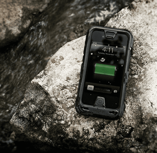 MOPHIE JUICE PACK PRO iPHONE CASE