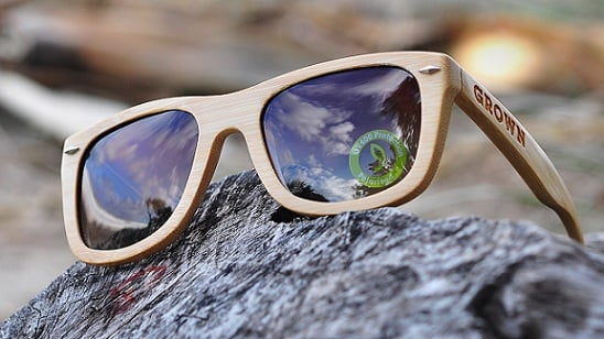 GROWN WOODEN SHADES