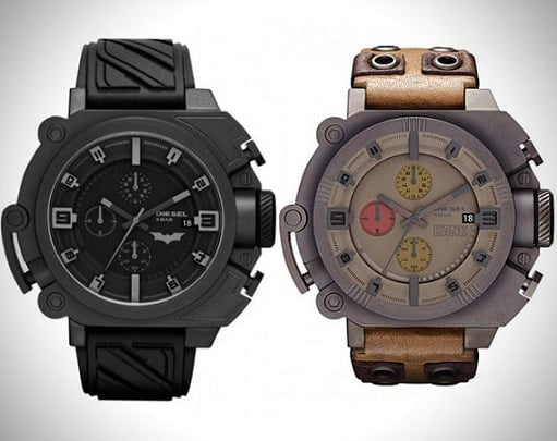BANE WATCHES BY DIESEL