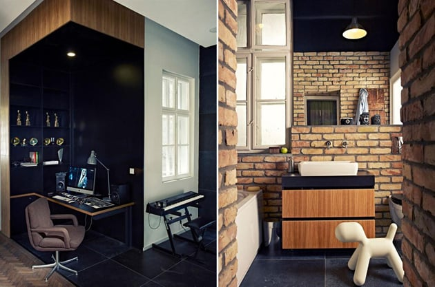 BACHELOR PAD STUDIO IN BUDAPEST  HUNGARY
