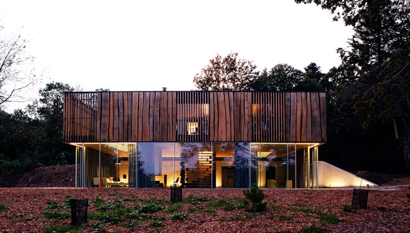 D HOUSE LODE ARCHITECTURE