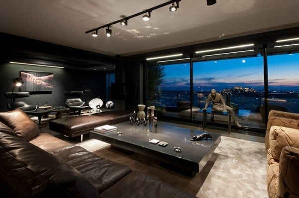 SKYFALL APARTMENT BY STUDIO OMERTA Mens Gear