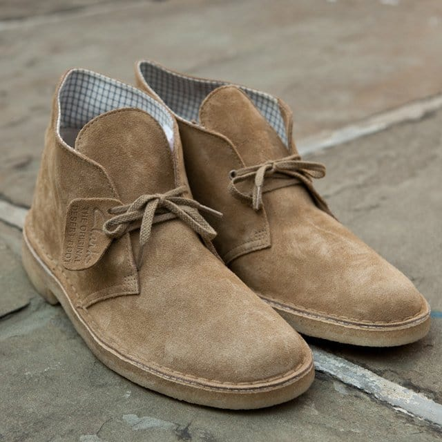 oakwood desert boots by clarks s gear