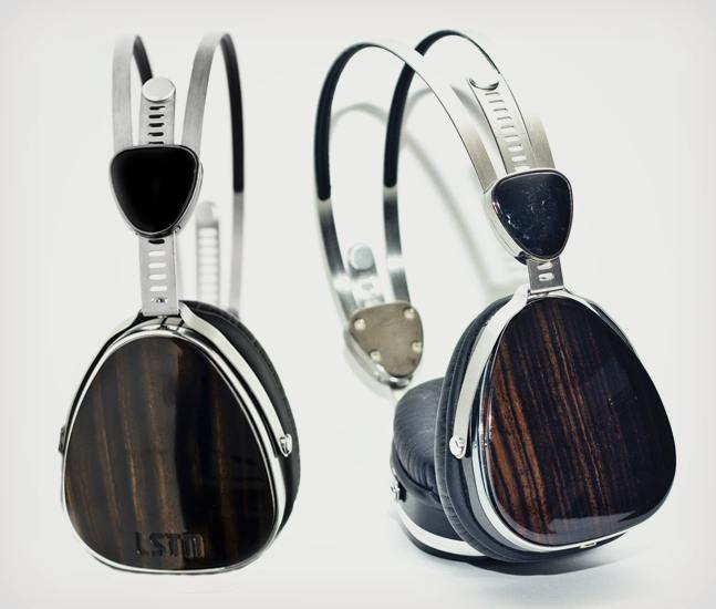 LSTN WOOD TROUBADOUR HEADPHONES