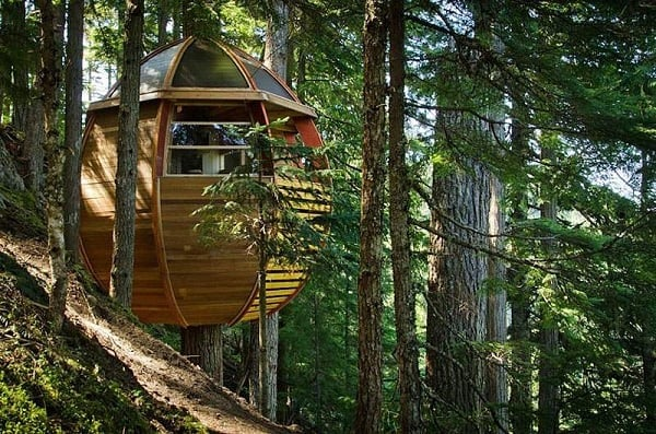 SECRET HEEMLOFT TREEHOUSE