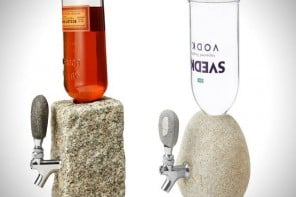 Stone-Drink-Dispenser-1-www.mensgear.net-cool-gear-tech-mens-gadgets-grooming-style-gizmos-gifts-mens-gift-ideas-travel-entertainment-auto-cars-rides-watches-babes-blog-awesome-luxury-watches-architecture-