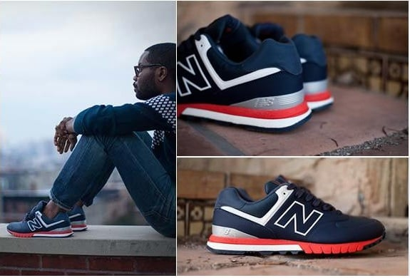 new balance 574 sneaker men