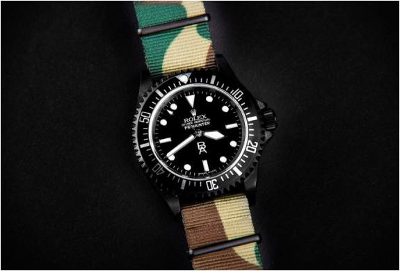 BLENDER AGENCY X PROHUNTER ROLEX SUBMARINER