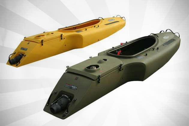 MOKAI JET PROPELLED KAYAK
