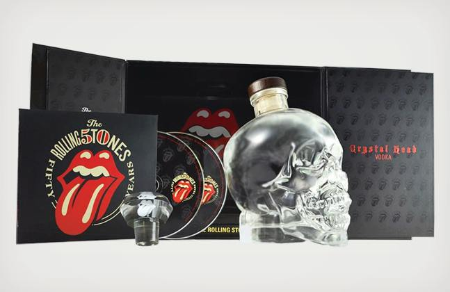 ROLLING STONES 50TH ANNIVERSARY GIFT SET