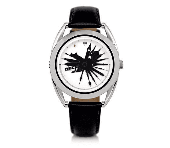 TIME TRAVELLER WATCH