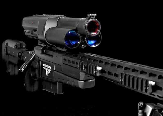 TRACKINGPOINT SMART RIFLE