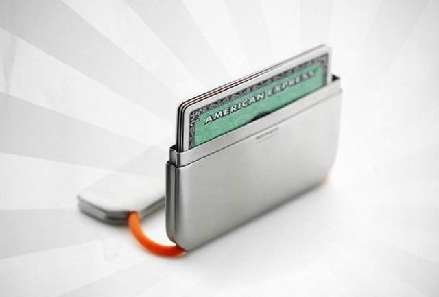 CREDIT CARD HOLDER BY | NORMANN COPENHAGEN