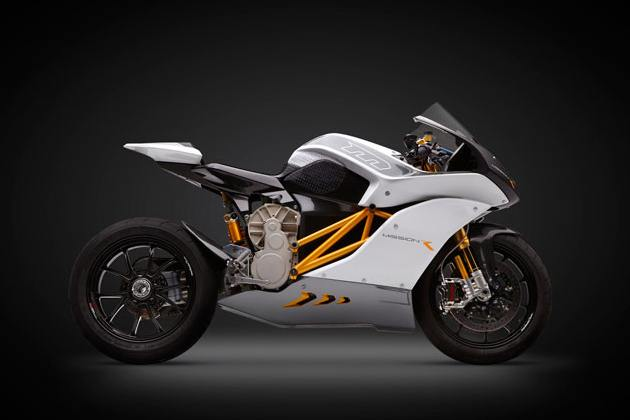 MISSION RS MOTORCYCLE – STREET LEGAL ELECTRIC SUPERBIKE