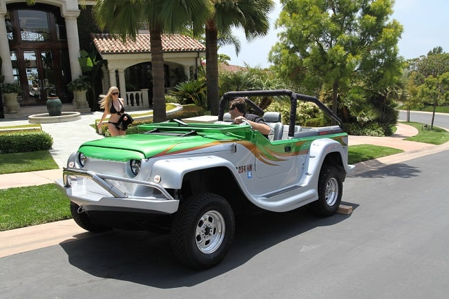 Watercar Panther Amphibious Jeep 1