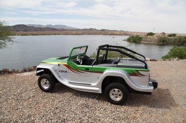 Watercar Panther Amphibious Jeep