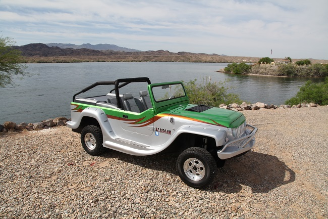 Watercar Panther Amphibious Jeep 3