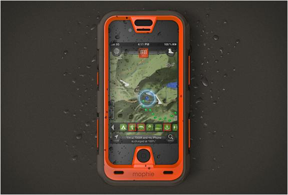MOPHIE JUICE PACK PRO | OUTDOOR EDITION