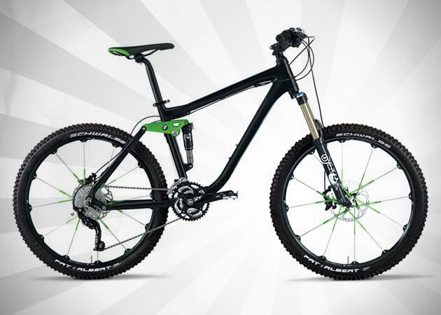 2013 BMW MOUNTAIN BIKE | ALL MOUNTAIN