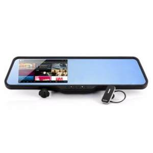 ANDROID 4.0 GPS DVR BLUETOOTH REAR VIEW MIRROR