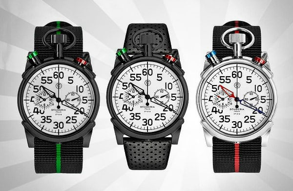 CT SCUDERIA WATCH