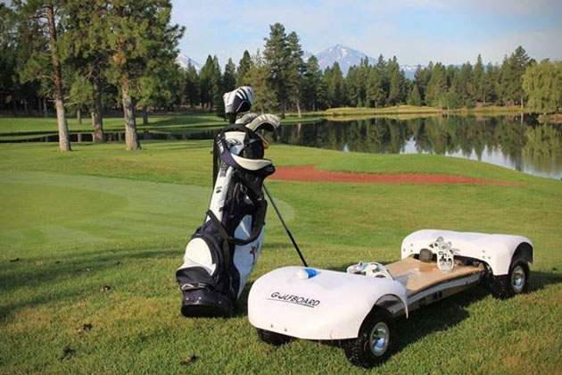 Golfboard Electric Skateboard Golf Kart Men S Gear