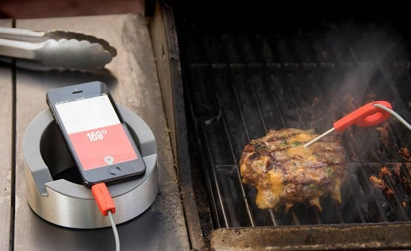 RANGE SMART THERMOMETER