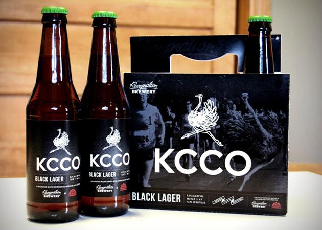 THE CHIVE KCCO BLACK LAGER BEER