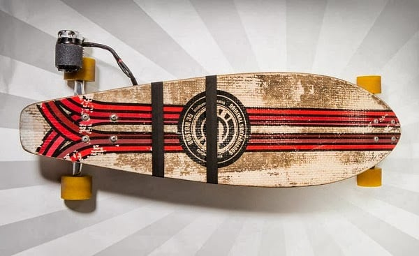 KICKR ELECTRIFIED LONGBOARD KIT