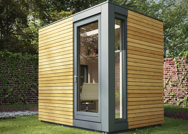 MICRO POD GARDEN OFFICE STUDIO