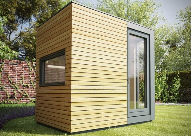 MICRO POD GARDEN OFFICE STUDIO Mens Gear