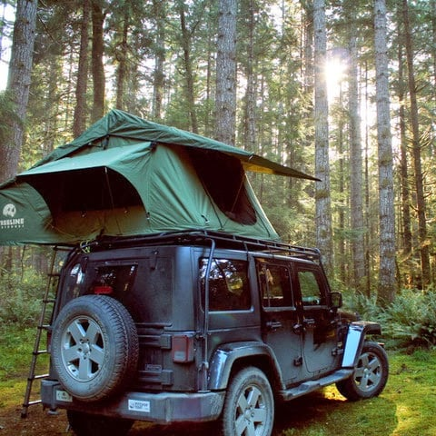 Roof Top Tent By Treeline Outdoors Men S Gear