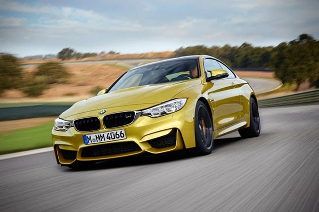 2015 BMW M4 COUPE AND M3 SEDAN