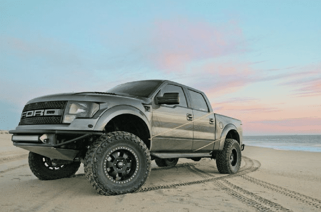 FORD SVT RAPTOR CUSTOM
