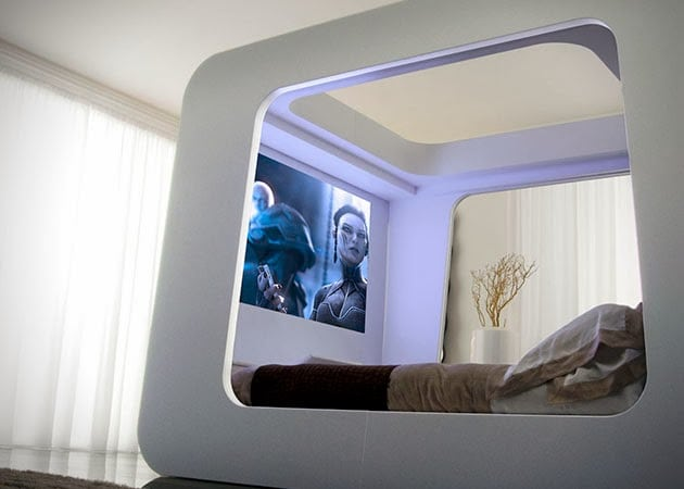 Hi Can High Fidelity Canopy Bed