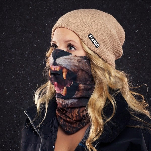 Beardo Lion Ski Mask Hd Men S Gear