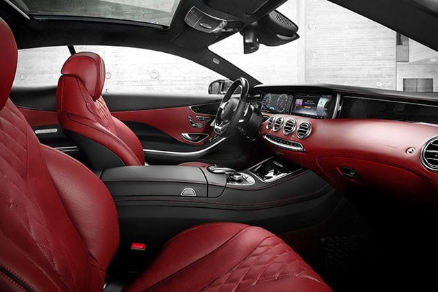 2015 Mercedes Benz S Class Coupe Men S Gear