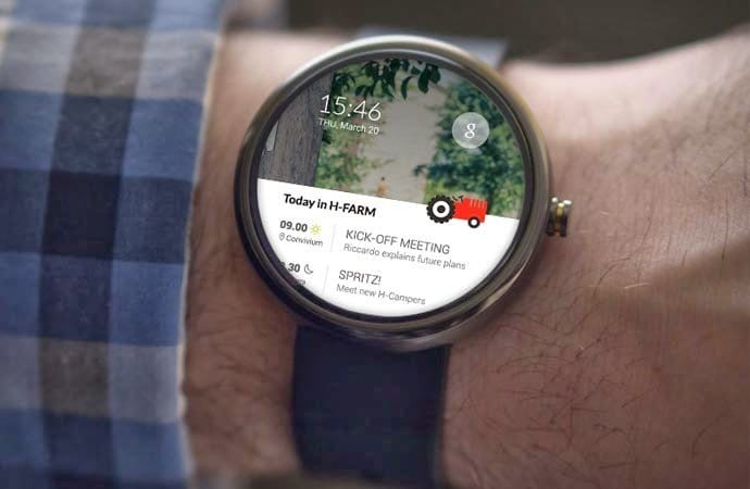 Top Guy Gifts Under 25: ANDROID WEAR