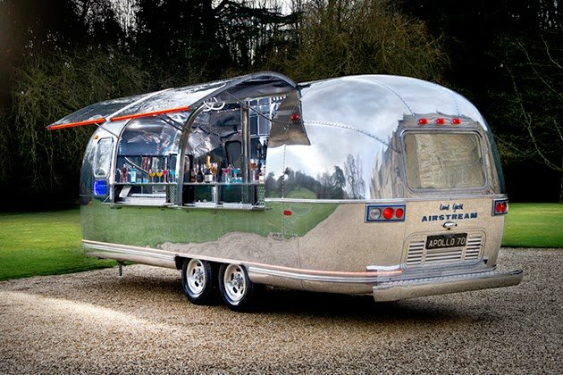 Apollo 70 Airstream Mobile Bar Men S Gear