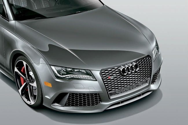 Top 10 Luxury Sedans For Under 20 000 In 2015: AUDI RS7 DYNAMIC EDITION