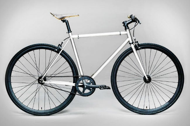 JAMES PERSE CITY CRUISER BIKE