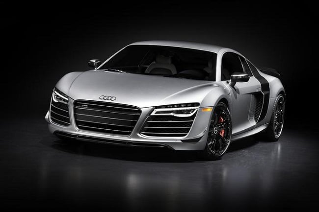 Audi R8 Competition- The Most Powerful Audi Ever