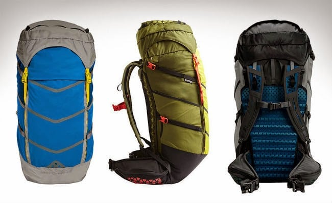 BOREAS LOST COAST ADVENTURE PACKS