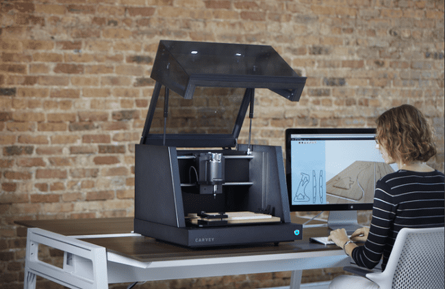 Carvey The 3D Carving Machine 2