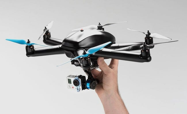 Hexo+ The Flying Drone That Follows And Films You