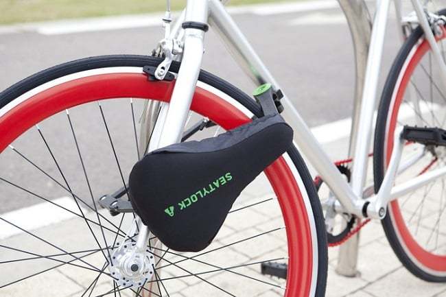 Seatylock- Bike Saddle and Lock4