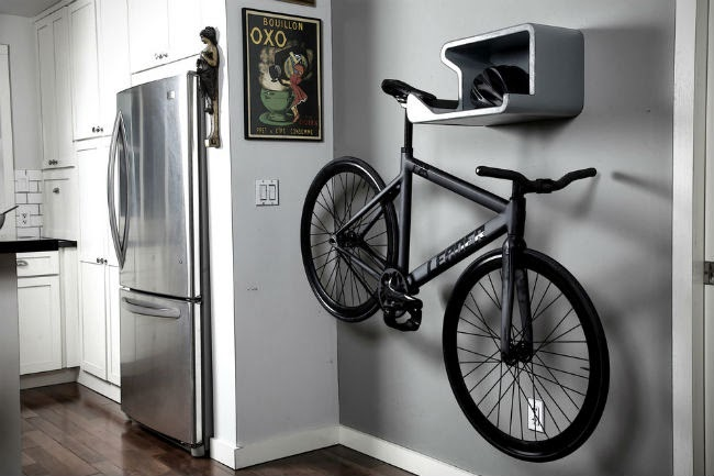 SHELFIE BICYCLE WALL MOUNT