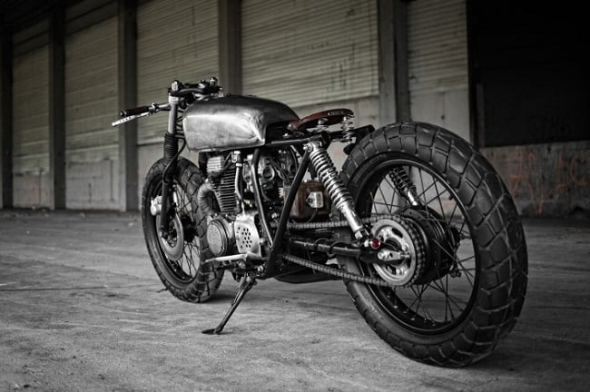 THE SALANDER- BY ZADIG MOTORCYCLES